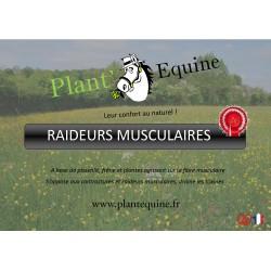 """Plant'Equine"" Raideurs Musculaires"