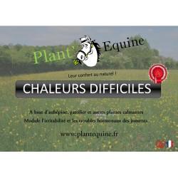 """""""Plant'Equine"""" Chaleurs difficiles"""