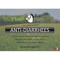 """Plant'Equine"" Anti diarrhées"