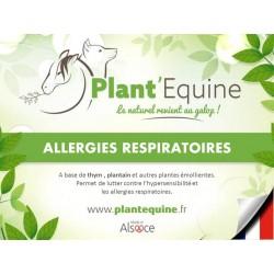 """""""Plant'Equine"""" Allergies respiratoires"""