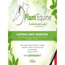 Lotion anti-mouches