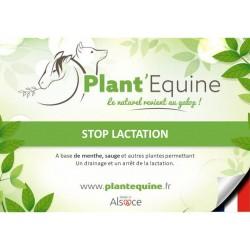 """""""Plant'Equine"""" Stop lactation"""